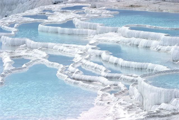 The Great Pamukkale Springs